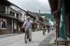 勝山駅レンタサイクル始めました