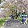真庭で散走サイクリング2019