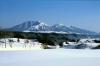 蒜山スキー場開き